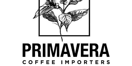 Primavera Coffee + CoRo tickets