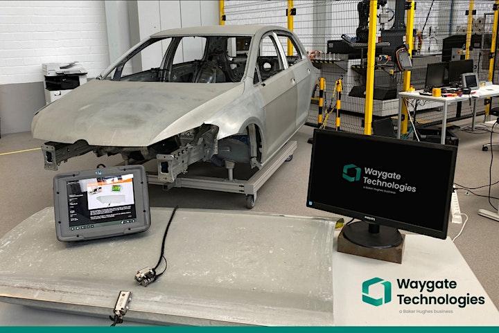 Imagen de Soluciones para la Industria Automotriz: Ensayos No Destructivos