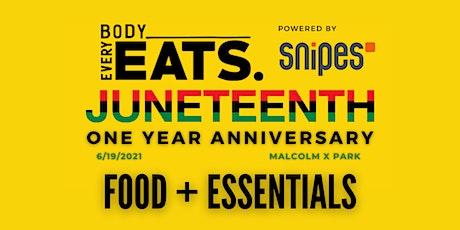 VU PHL & Everybody Eats Juneteenth Event! tickets