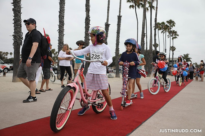 2021 Great American 4th of July Kids Bike Parade - free entry image