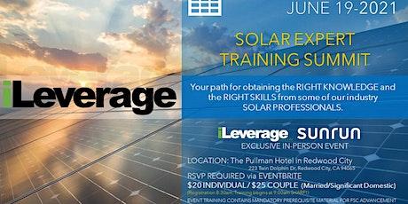 iLeverage Green - Expert Training Summit tickets