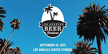 2021 LA Beer Fest tickets