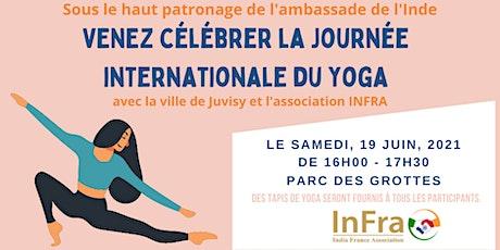 Journée Internationale du Yoga à Juvisy billets