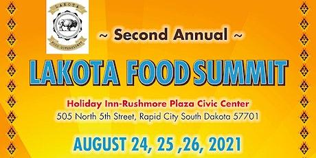 Second Annual Lakota Food Summit tickets