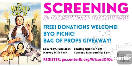 The Wizard of Oz Interactive Screening & Costume Contest tickets
