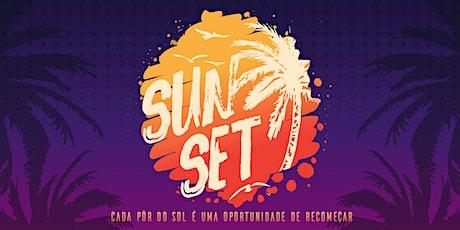 Sunset ingressos