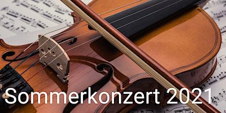 Sommerkonzert: Musik für die Seele 2021 Tickets