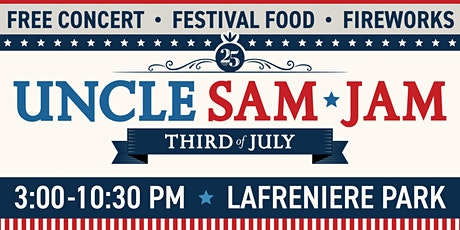 Uncle Sam Jam tickets