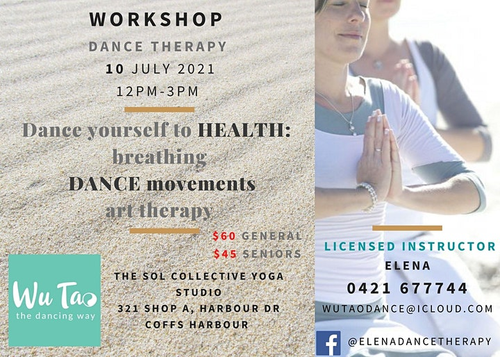 DANCE your way to Health Workshop SOLD OUT image