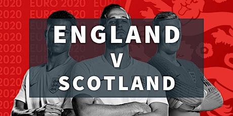 The Bird in Hand BBQ - Euro 2020: England v Scotland tickets