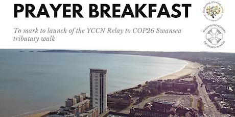 Relay to COP26 Prayer Breakfast Launch tickets
