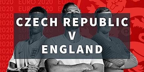 The Bird in Hand - Euro 2020: Czech Republic v England tickets