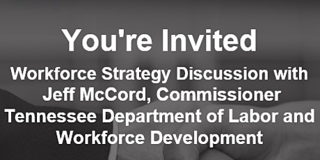 Workforce Strategy Discussion tickets