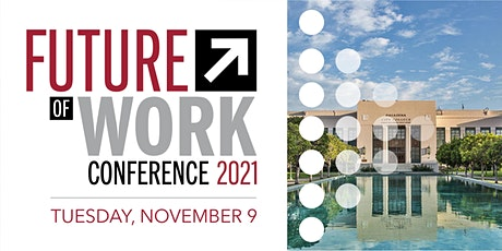 Future of Work Conference tickets