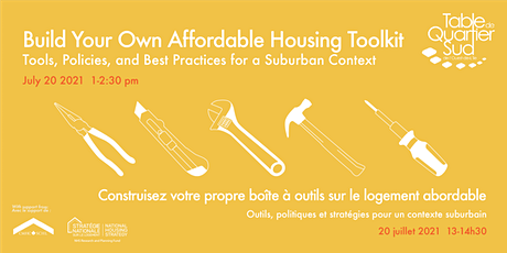 Build Your Own Affordable Housing Toolkit tickets