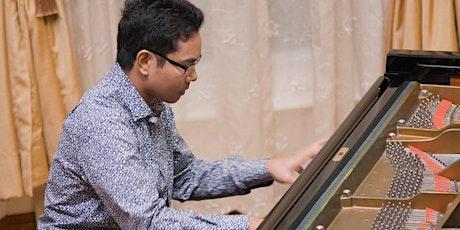 Piano Recital - Ning Pookaothong tickets