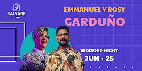 Worship Night entradas