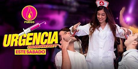 Sabado de Urgencia @ Club Fuego - Free Guest List Dj tickets
