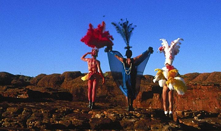 Priscilla Queen of the Desert screening hosted by Jan Wahl and Derek Zemrak image