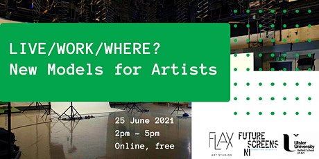 LIVE/WORK/WHERE? New models for artists tickets