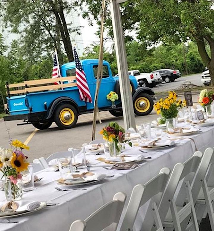 Garden Harvest Dinner 2021 image