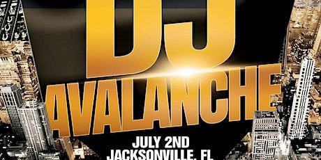 DJ AVALANCHE, MIC LOVE, MUSIKAL MIXX,DJ. STYLISH  V.I. LINK UP tickets
