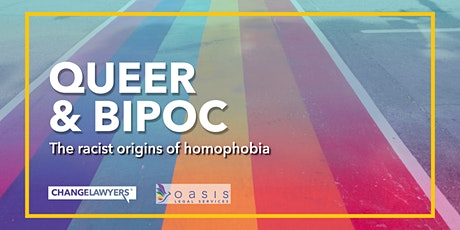 Queer & BIPOC tickets