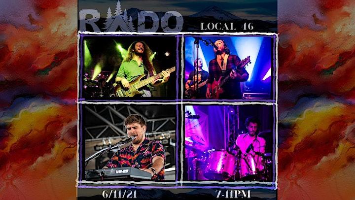 RADO Live at Local 46 image