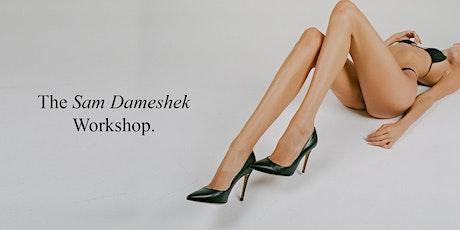 NYC -Sam Dameshek LIVE Workshop tickets
