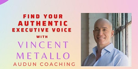 Find Your Authentic Voice tickets