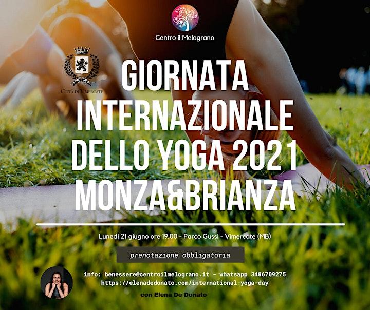 Immagine GIORNATA INTERNAZIONALE 2021 DELLO YOGA MONZA E BRIANZA