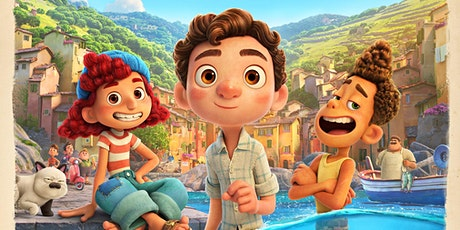 Disney and Pixar's LUCA: Filmmakers Discuss the Making of this New Film tickets