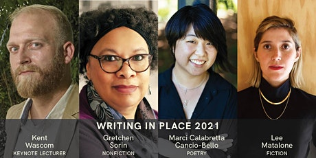 Writing In Place Conference 2021 tickets
