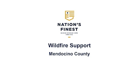Wildfire Support Mendocino County - Community Connections Group tickets
