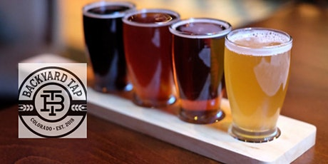 Summer Sip and Shop at the Backyard Tap tickets