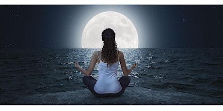EAUmmm Full Moon Chakra Journey with Lauren Llacera tickets