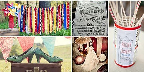 The Greatest Showman Themed Styled Shoot tickets