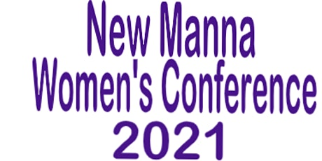 New Manna Ladies Conference Fall 2021 tickets