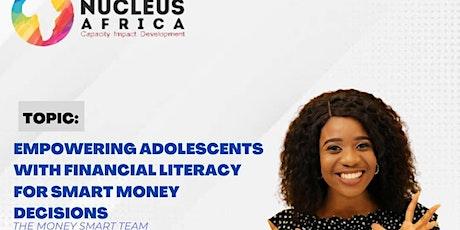The Money Smart teen Webinar tickets