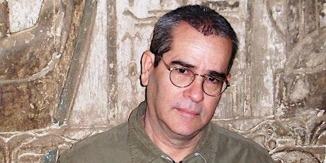 Virtual Author Presentation - Sergio Andricain tickets