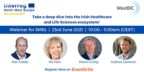 Take a Deep Dive into the Irish Healthcare and Life Sciences Ecosystem tickets