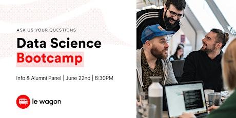 LW Lisbon Data Science Bootcamp | Info & Alumni Panel tickets