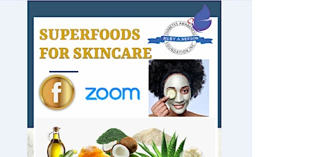 Superfoods for Skincare tickets