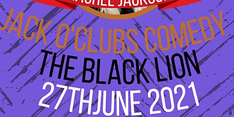 Jack O'Clubs Comedy Night at The Black Lion with Rachel Jackson tickets