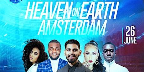 Heaven on Earth tickets