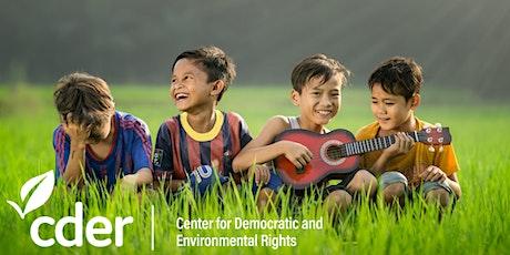 Children's Environmental Bill of Rights Tickets