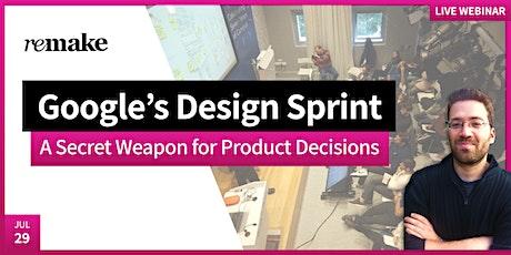 Google's Design Sprint: A Secret Weapon for Product Decisions entradas