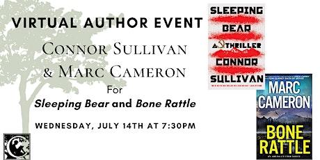Country Bookshelf Presents: Connor Sullivan & Marc Cameron tickets