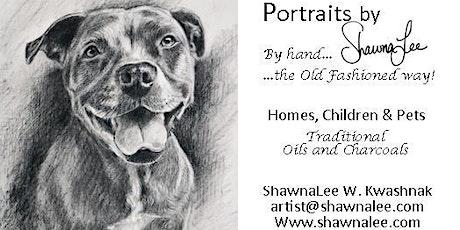 Meet the Artist & Pet Portrait Demonstration! tickets