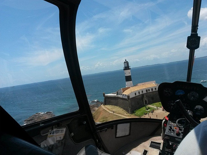 Imagem do evento From Above: Helicopter Tour